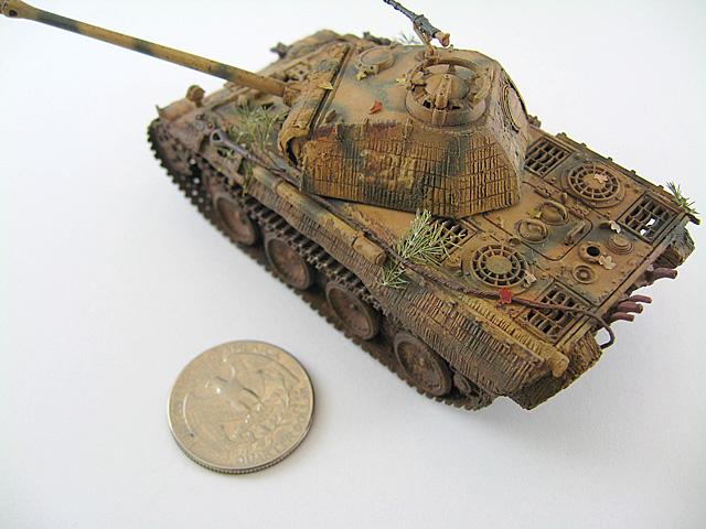 1/72 ESCI Panther Ausf. A tank