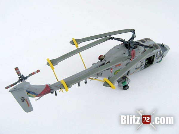 Airfix 1/72 Brazilian Navy Super Lynx Helicopter
