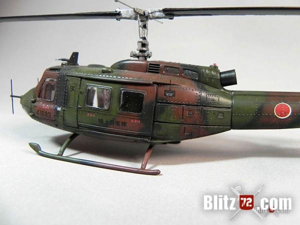 1/72 hasegawa JGSDF 1/72 UH-1H helicopter