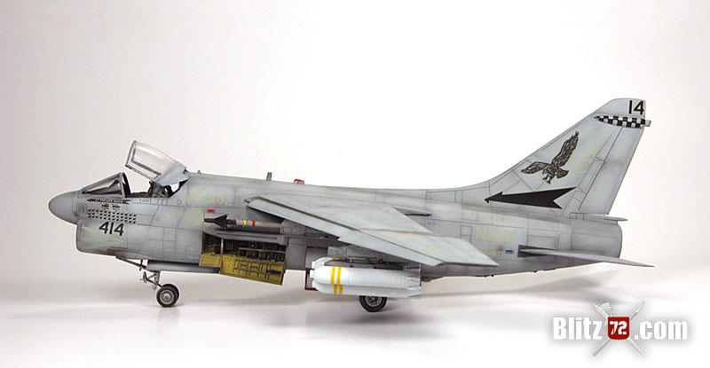 "1/72 Hobby Boss A-7E Corsair II - VA-72 ""Blue Hawks"" - Desert Storm - 1991"