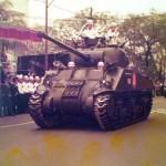 Sherman Firefly V 76mm - Ejercito Paraguayo