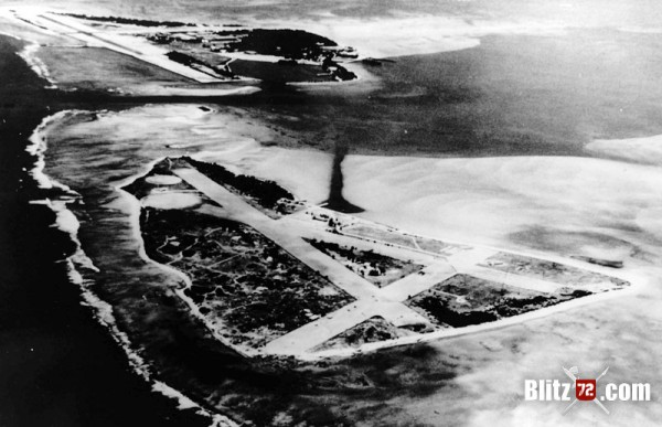 Midway Island 1942