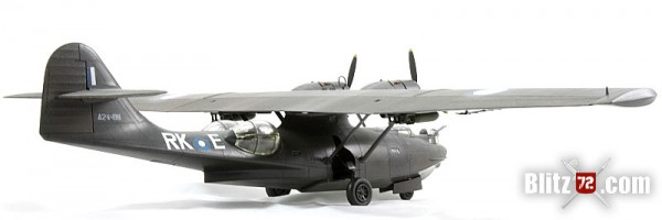 Academy 1/72 Catalina - 42nd Squadron RAAF