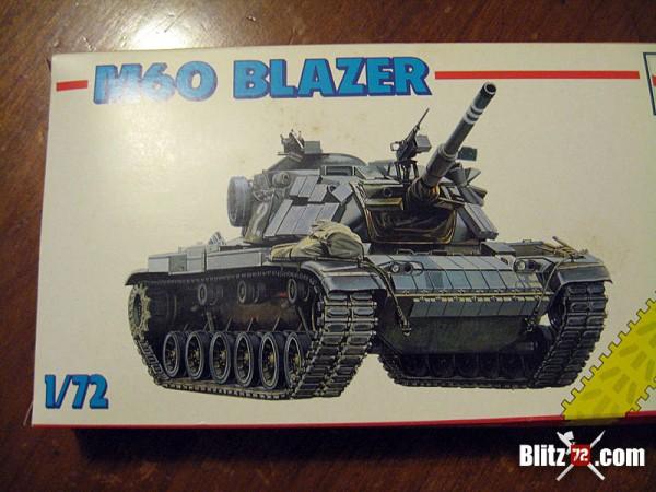 1/72 ESCi M-60 Blazer