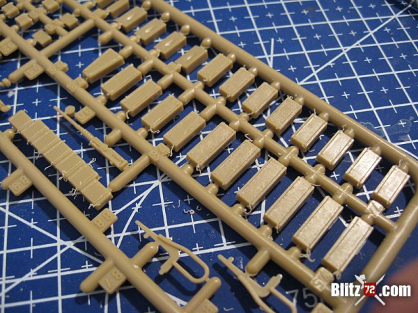 1/72 Magach tile ERA blocks ESCI