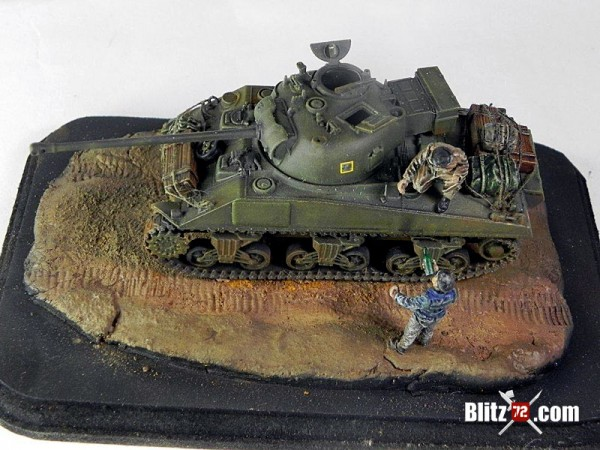 1/72 Sherman Firefly Vc Dragon