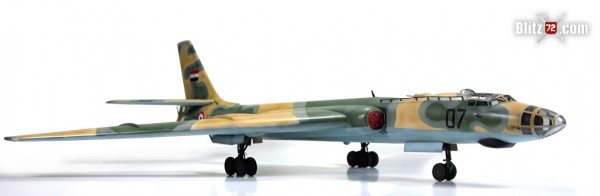 1/72 Trumpeter Tupolev Tu-16 badger - Egyptian Air Force