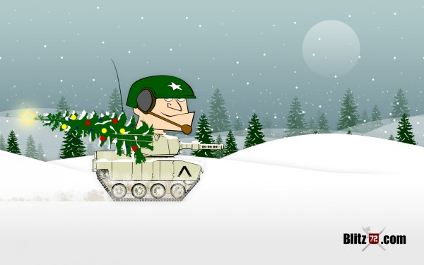 M1 abrams blitz72 wallpaper holiday