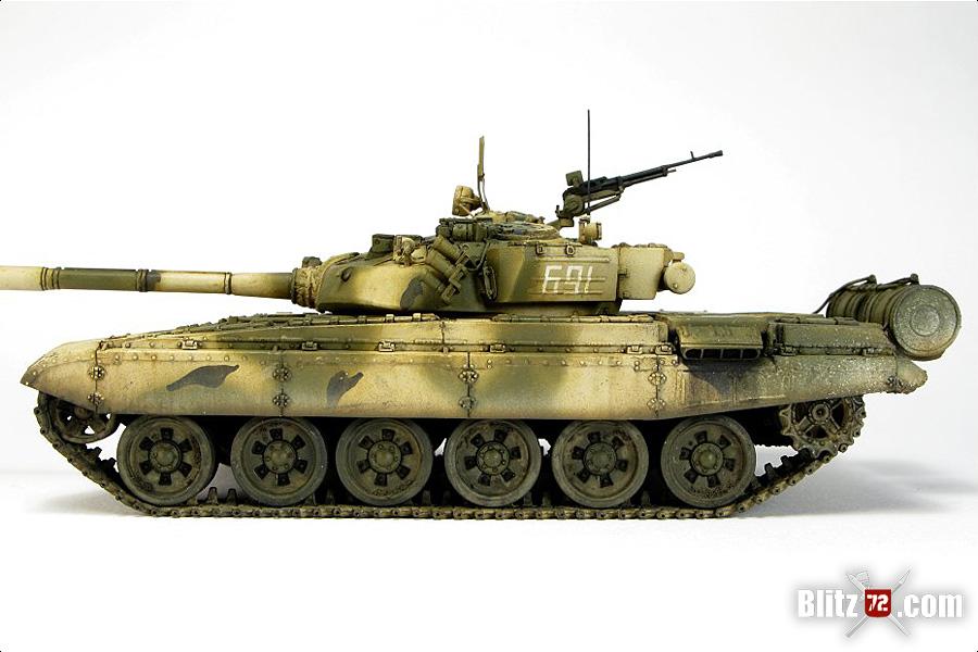 Alex Clark's incredible russian tanks. Part 2: T-72B ... - photo#39