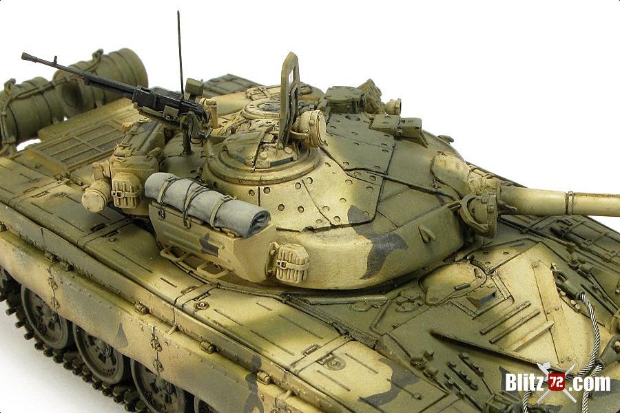 Alex Clark's incredible russian tanks. Part 2: T-72B ... - photo#12