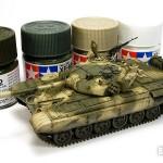 Alex Clark's incredible russian tanks. Part 2: T-72B (model 1984)
