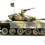 Alex Clark's incredible russian tanks. Part 1: Rebel captured Libyan T-72M1