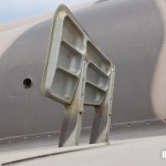 Mirage III - Mirage V speed brake well detail