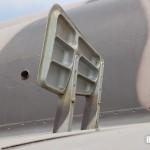 Mirage III - Mirage V speed brake well detail