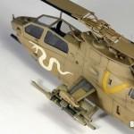 "Hobby Boss 1/72 IAF AH-1S Cobra ""Tzefa"""