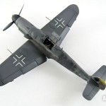 1/72 heller modelex bf 109 G6 - JG 300