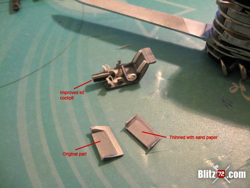 1st for 2013: Modelex (Argentine Heller rebox) 1/72 Bf 109 G6 Wilde