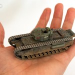 Quick and dirty Churchill MkII Tank