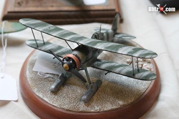 Pablo Curone's Modelex 1/72 Gloster Gladiator