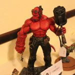 Hellboy figure
