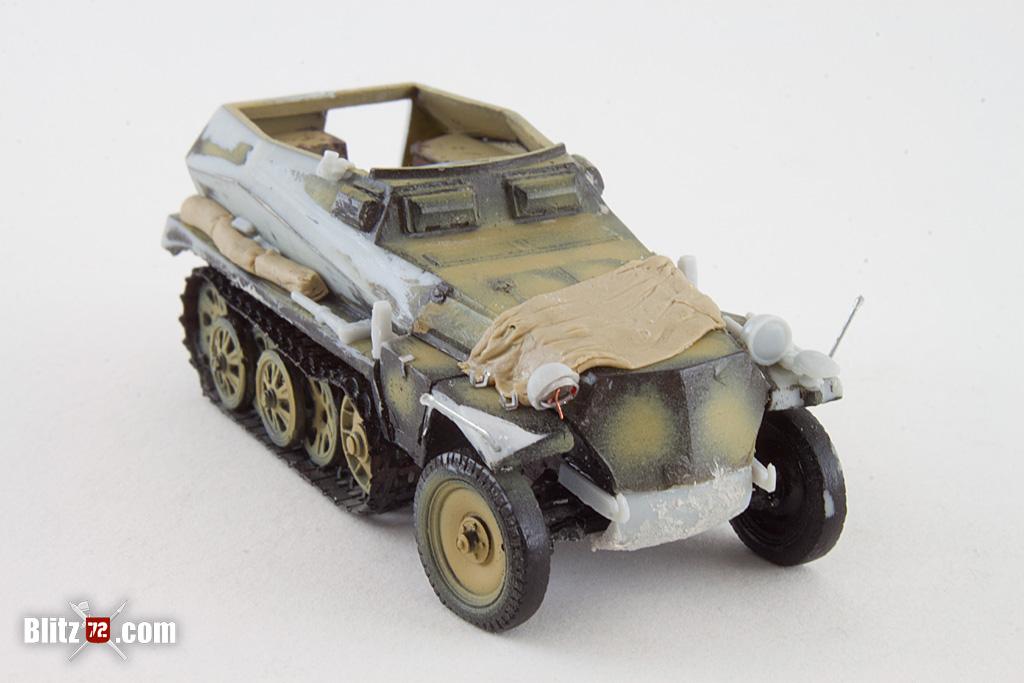 Ace 1/72 SDKfz 250/1